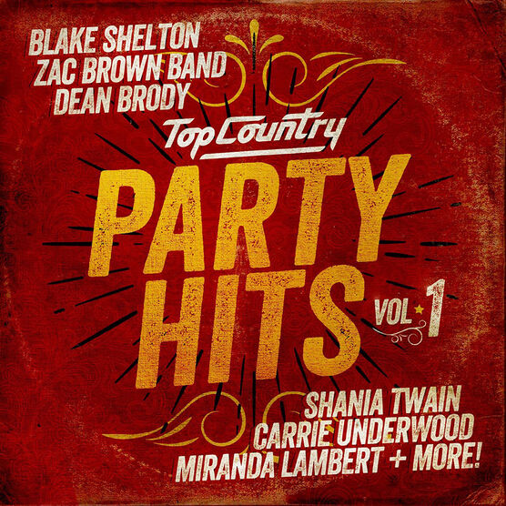 Various Artists - Top Country Hits Vol. 1 - CD