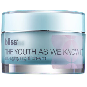 Bliss The Youth As We Know It Anti-Aging Night Cream - 50ml