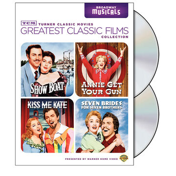 TCM Greatest Classic Films Collection: Broadway Musicals - DVD