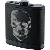 iHome Portable Bluetooth Flask Stereo Speaker - Black