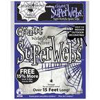 Halloween Giant Super Spiderwebs