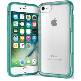 Pelican Adventurer Case for iPhone 7 - Clear/Teal - PNIP7ADVCLTL