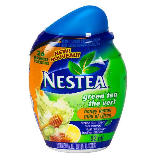 Nestea Green Tea Water Enhancer - Honey Lemon - 52ml