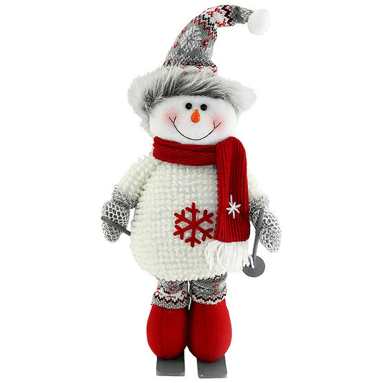 Christmas Forever Plush Snowman - 16 inch