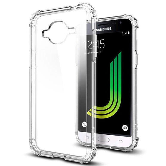 Spigen Crystal Shell for Samsung Galaxy J3 - Clear - SGP560CS20358