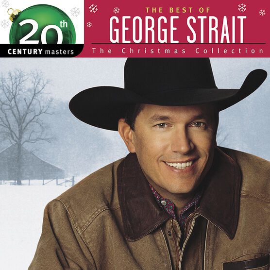 George Strait - 20th Century Masters: The Best of George Strait: The Christmas Collection - CD