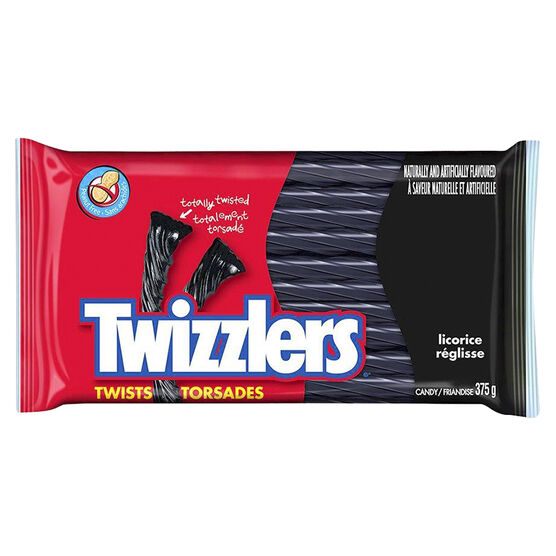 Twizzler Licorice - 375g