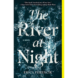 River at Nigh by Erica Fenrencik