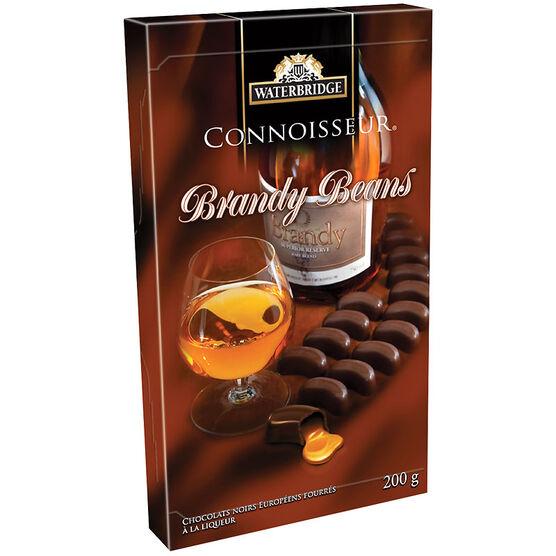 Waterbridge Connoisseur Brandy Beans - 200g