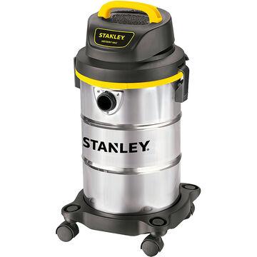 Stanley Stainless Steel Wet/Dry Vacuum - 5 Gallon - SL18130