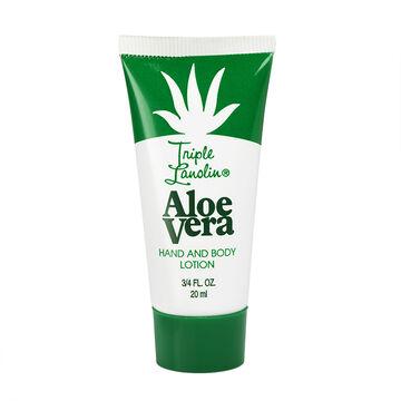 Triple Lanolin Aloe Vera Lotion - 20ml