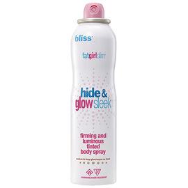 Bliss FatGirlSlim Hide and Glow Sleek Firming & Luminous Tinted Body Spray - Medium to Deep - 113g