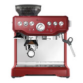 Breville Barista Express - Red - BREBES870CB