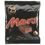 Mars Fun Size Candy Bars - Peanut Free - 25's