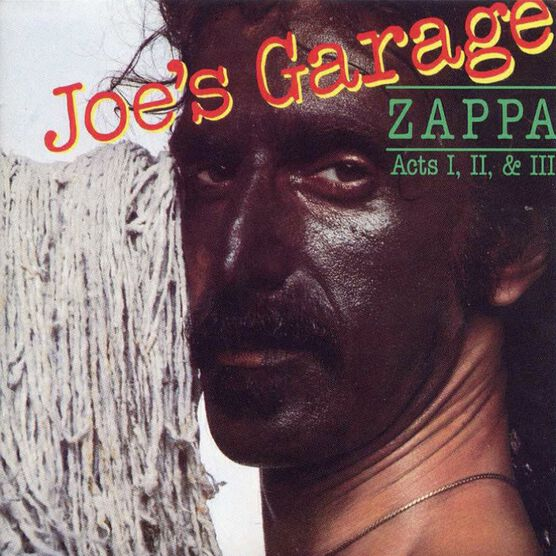 Frank Zappa - Joe's Garage Acts I, II & III - CD
