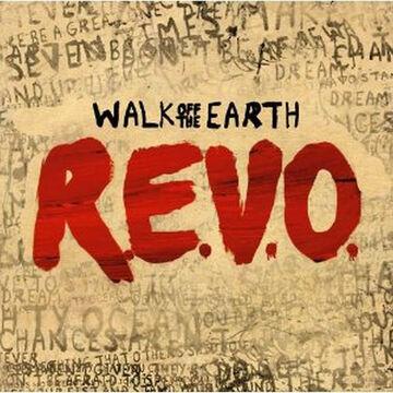 Walk Off The Earth - R.E.V.O. - CD