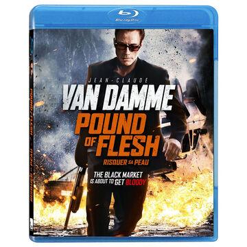 Pound of Flesh - Blu-ray