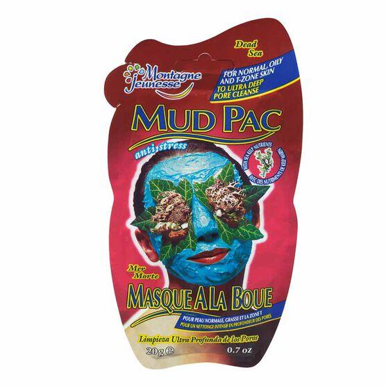 Montagne Jeunesse Dead Sea Anti-stress Mud Masque - 20ml