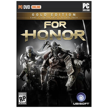 PRE-ORDER: PC For Honor: Gold Edition