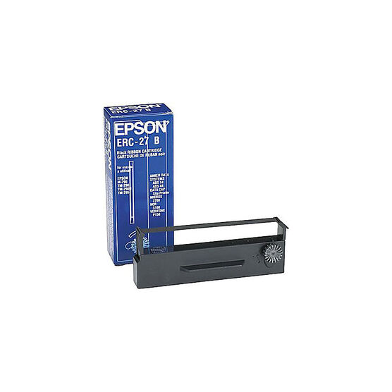 Epson Nylon Cash Register Ribbon For M290 - Black