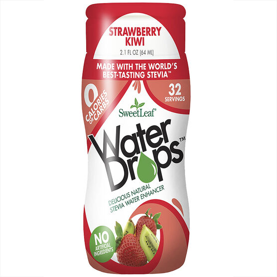 Sweetleaf Water Drops - Strawberry - 54ml