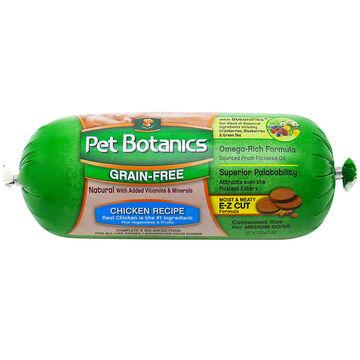 Pet Botanics Grain-Free Complete Balanced Dog Food - Rolled Chicken - 907g