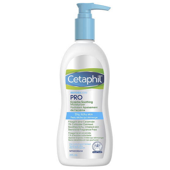 Cetaphil Restoraderm Replenishing Moisturizer - 295ml