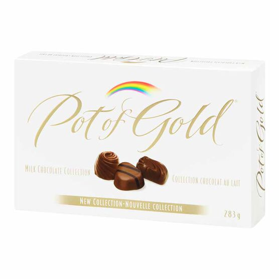 Pot of Gold Milk Chocolate Assortment - 283g