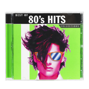Various Artists - Best Of 80's Hits Collection - CD