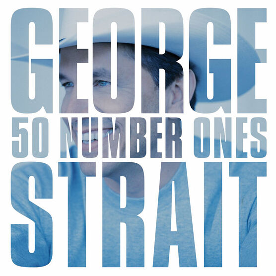 George Strait - 50 Number Ones - CD