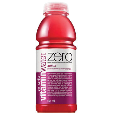 Vitamin Water Zero XOXOX - Acai Blueberry Pomegranate - 591ml