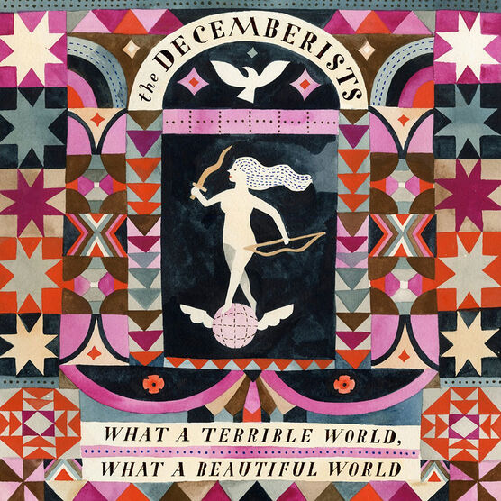 The Decemberists - What A Terrible World, What A Beautiful World - Vinyl
