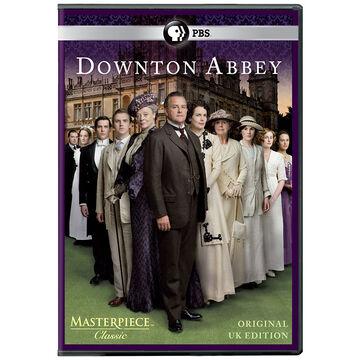 Downton Abbey Season 1 - U.K. Edition - DVD