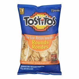 Tostitos Bites Size Rounds Tortilla Chips - 320g
