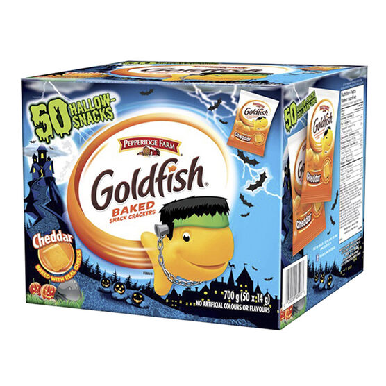Pepperidge Farm Goldfish Snack Packs - 50's