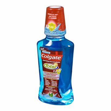 Colgate Total Mouthwash - Peppermint Blast - 250ml