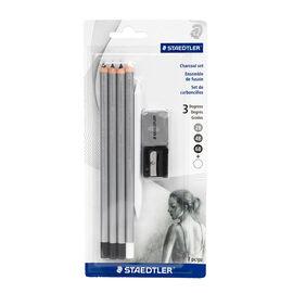 Staedtler Charcoal Pencil Set - 7 piece