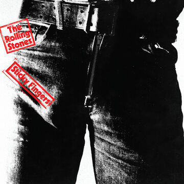Rolling Stones - Sticky Fingers - CD