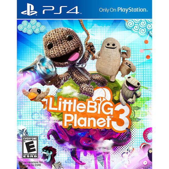 PS4 Little Big Planet 3