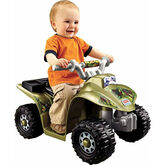 Fisher-Price Power Wheels Camo L'il Quad - X3050