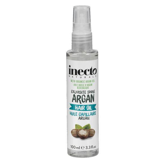 Inecto Naturals Exquisite Shine Argan Hair Oil - 100ml