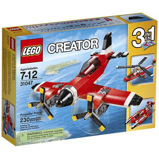Lego Creator - Propeller Plane