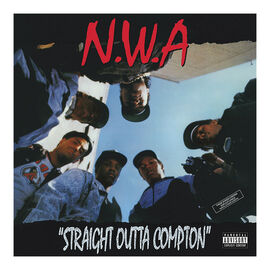 N.W.A. - Straight Outta Compton (Remastered) - Vinyl