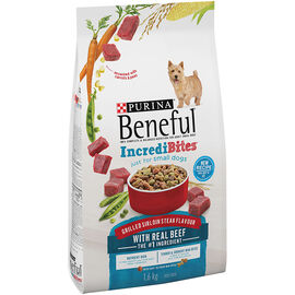 Beneful IncrediBites for Small Dogs - 1.6kg