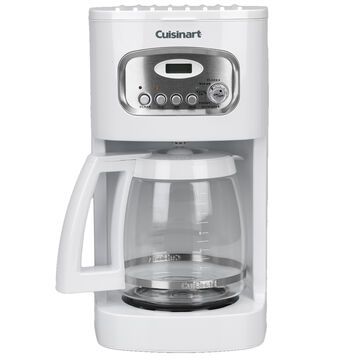 Cuisinart 12-Cup Classic Programmable Coffeemaker - White - DCC1100C