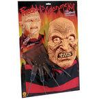Halloween Freddy Costume Kit - Adult