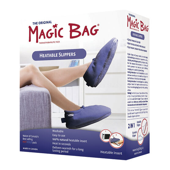 Magic Bag Slippers - Small