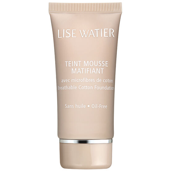 Lise Watier Teint Mousse Matifiant Foundation - Ivoire