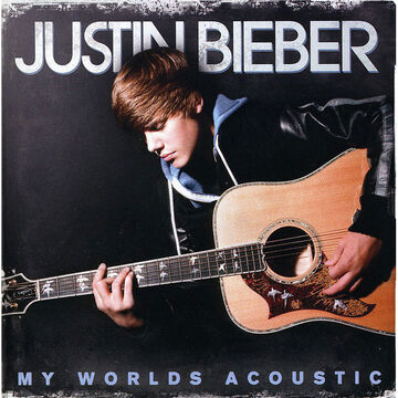 Justin Bieber - My Worlds Acoustic - CD