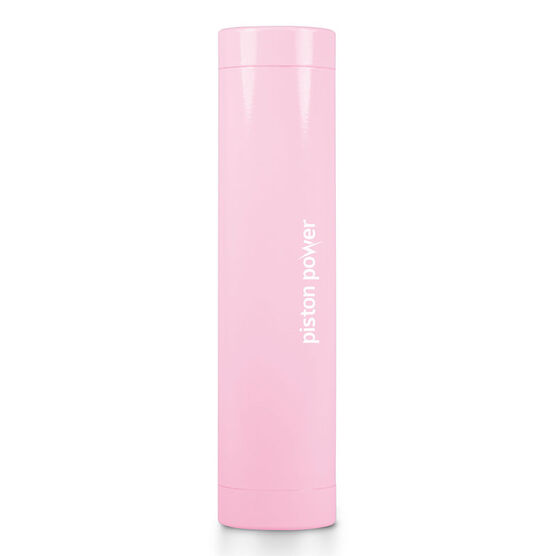 Logiix Piston Power 3400 mAh Portable Battery - Rose - LGX12291